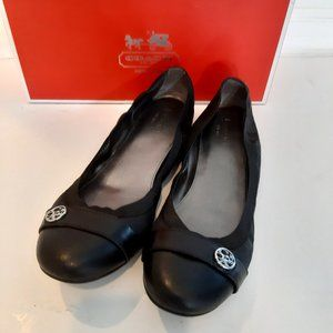 Coach Chelsea Signature  Flats shoes